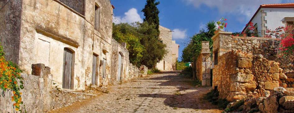 Traditional Village- Guesthouses in Chania